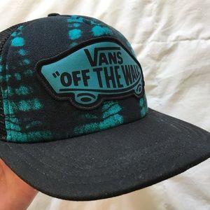Vans flat-back cap